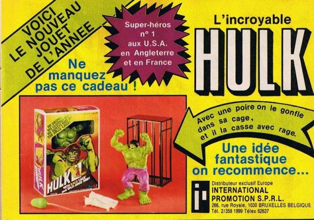 MEGO : poupées, figurines et le reste... Hulk-w10