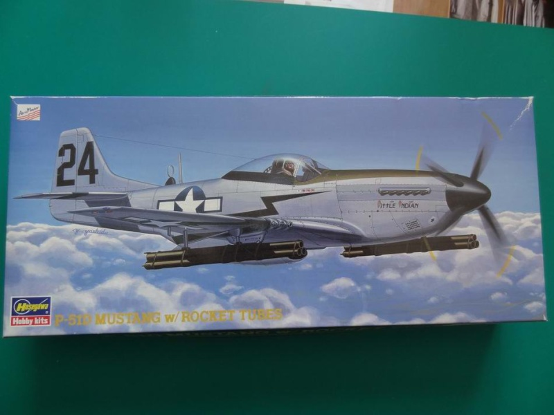 hasegawa P-51D mustang 1/72 TERMINE - Page 2 001_mu10