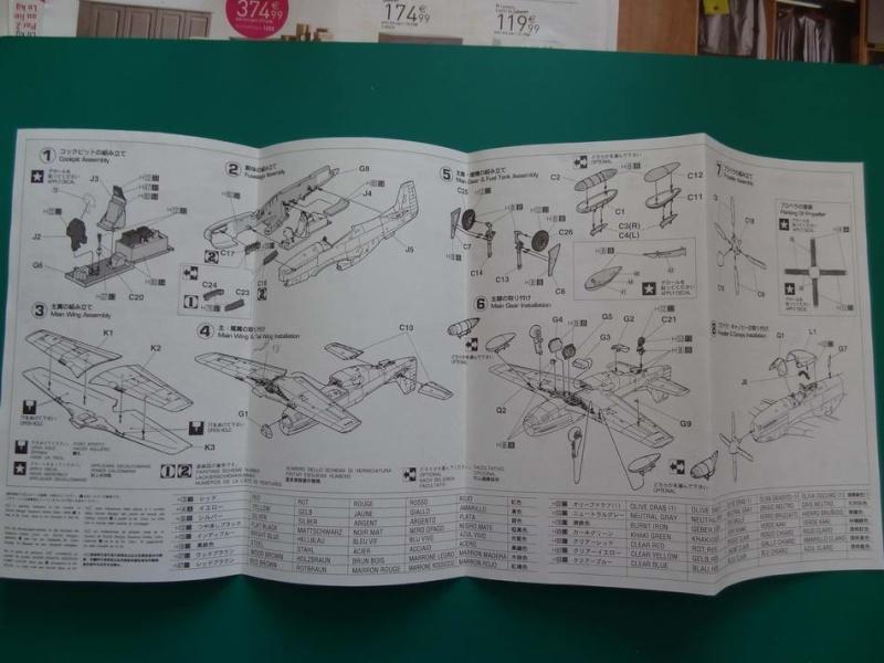 hasegawa P-51D mustang 1/72 TERMINE - Page 2 001_mu14