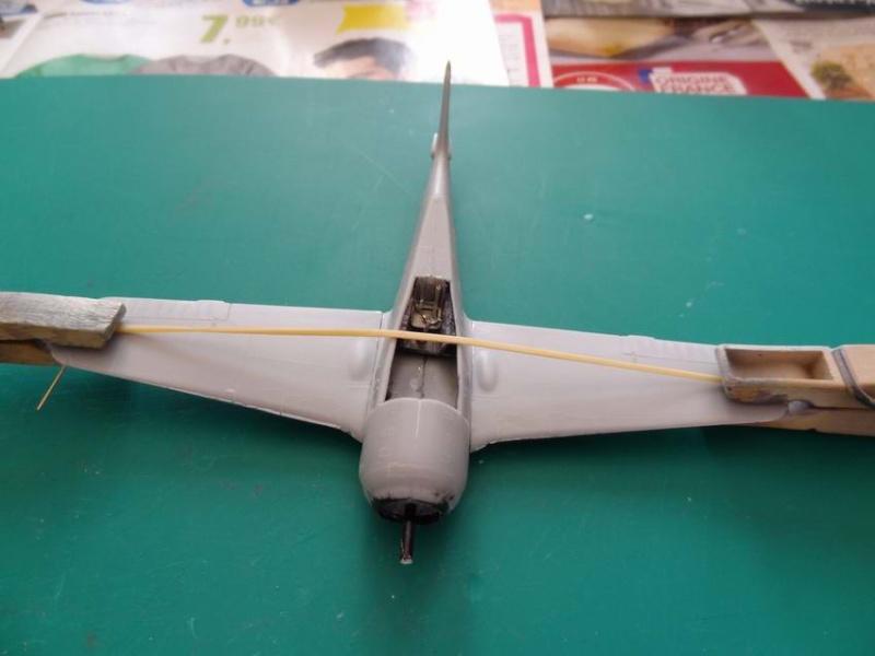 F.W. 190 A8/F3 heller 1/72  FINI 007_fw11