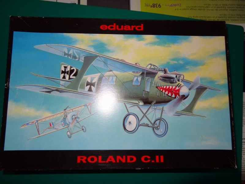 [concours] EDUARD ROLAND C II 1/48ème - Page 3 1_rola10