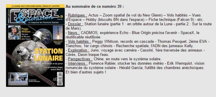 Espace & Exploration n° 39 Ee10