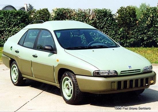 Les concepts cars FIAT des années 90 - Bravo, brava etc.. 96cogg10