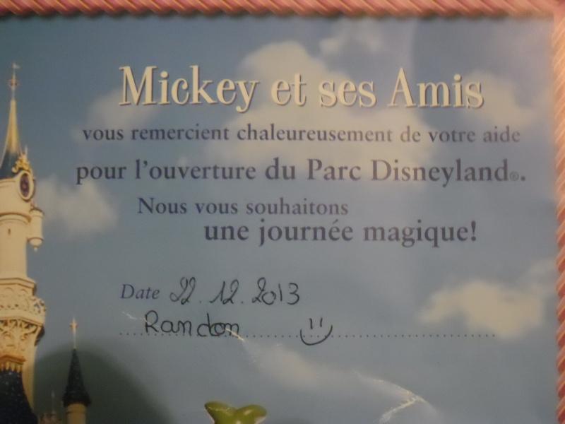 Le Noël Enchanté Disney (du 10 novembre 2013 au 6 janvier 2014)     - Page 29 Sam_3811