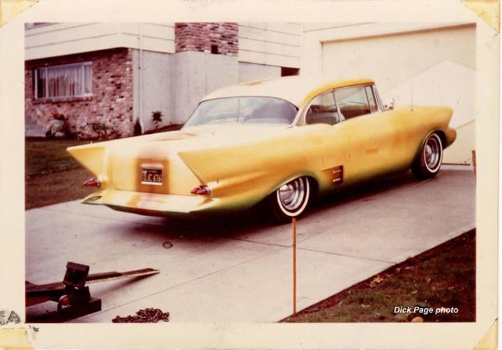 Chevy 1957 custom & mild custom 11465910