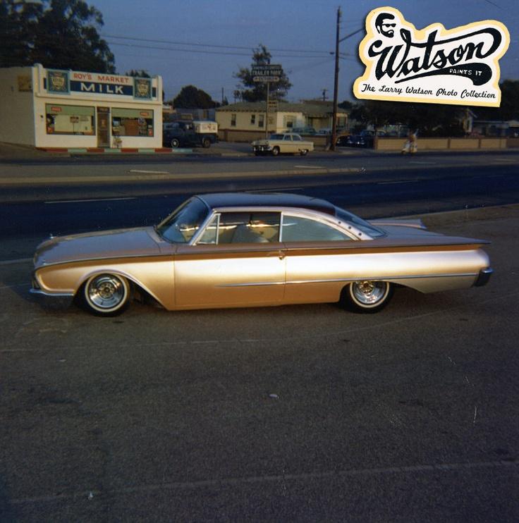 Ford 1960 custom & mild custom 44072a10