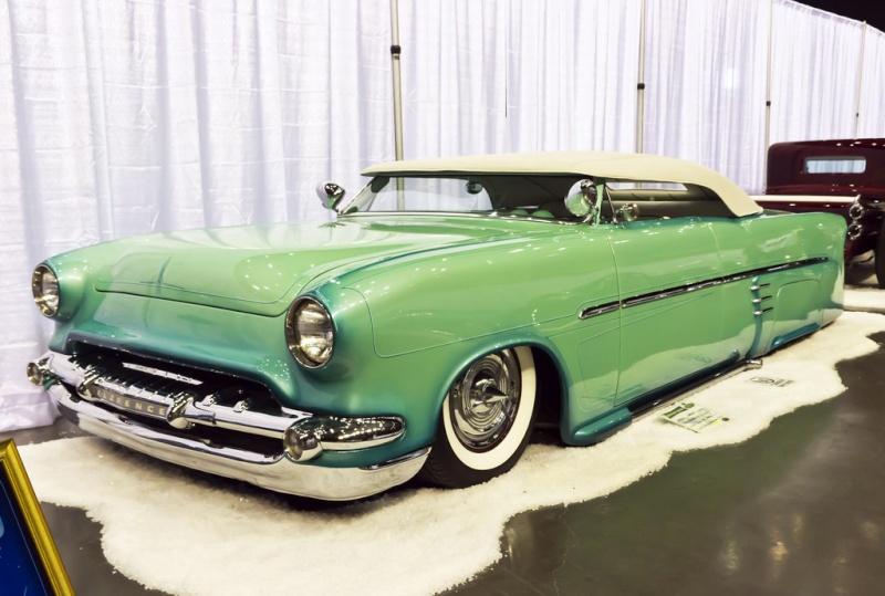 Mercury 1952 - 54 custom & mild custom 62426310
