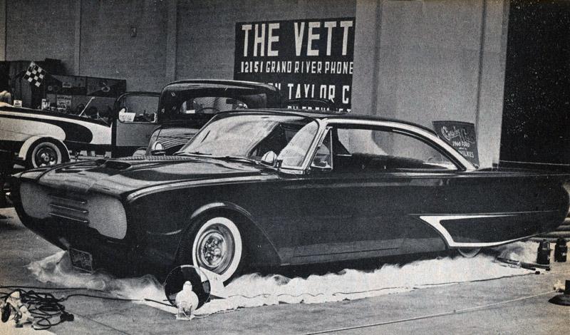 Ford 1960 custom & mild custom Calvin10
