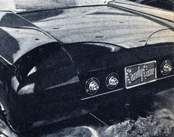 Ford 1960 custom & mild custom Calvin18