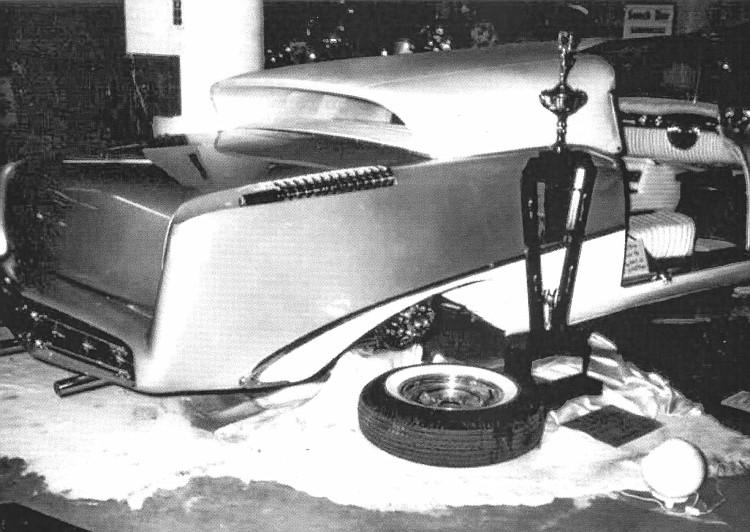 Oldsmobile 1948 - 1954 custom & mild custom - Page 3 Fuzzy610