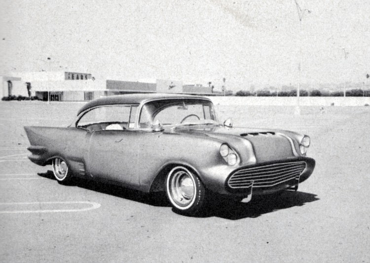 Chevy 1957 custom & mild custom John_g11