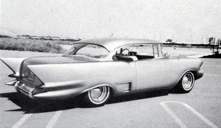 Chevy 1957 custom & mild custom John_g12