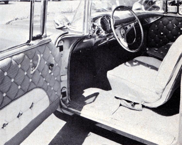 Chevy 1957 custom & mild custom John_g14