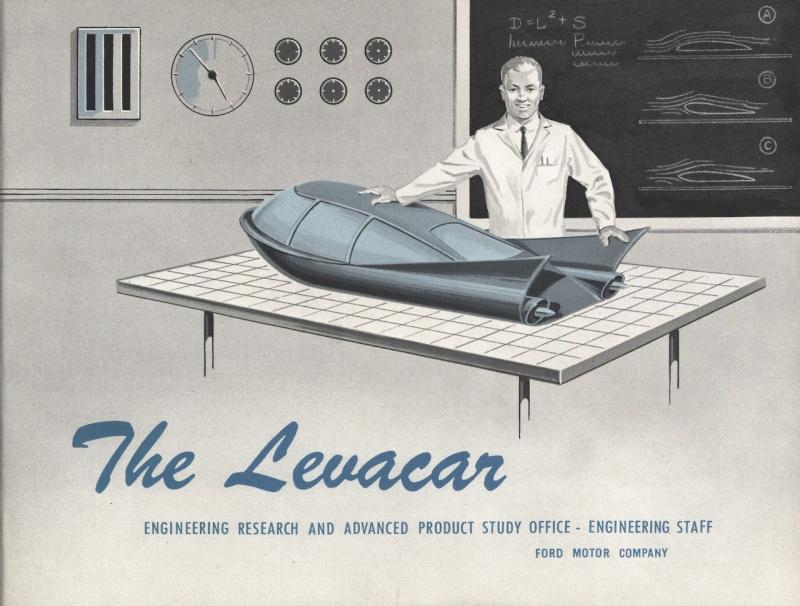 1959 Ford Levacar concept. Tumblr10