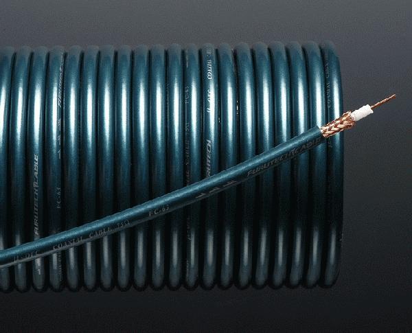Furutech FC-62 -Blue Coaxial Digital/Visual Cable(New) Fc-6311