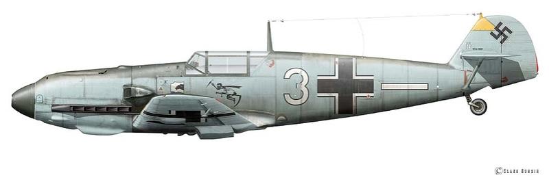 Pour Emil_Le 109E-3 de Tony --- Terminé --- Bf_10910