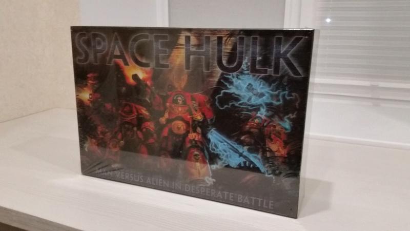Space Hulk (настольная игра) 20170515