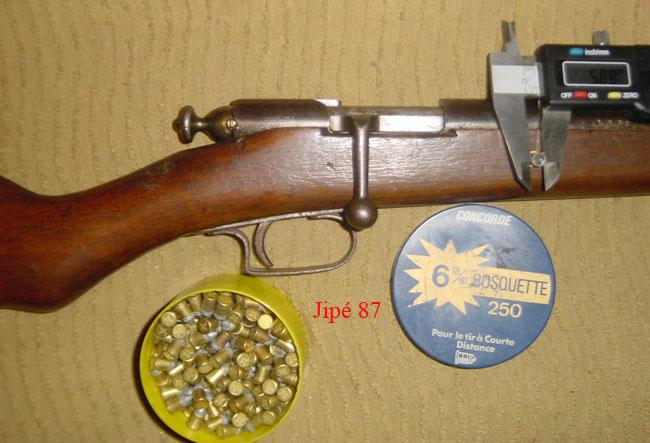 6mm Flobert (ou bosquette) VS 22 Short 6mm10