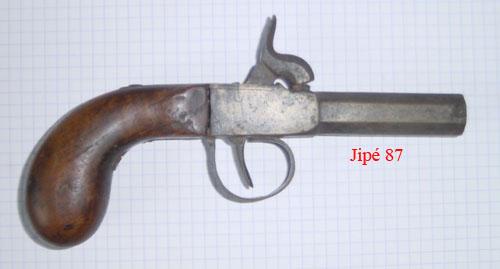 pistolet de poche non reglementaire  Pistol13