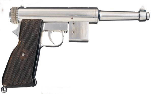 Identification d'un pistolet  Pistol18