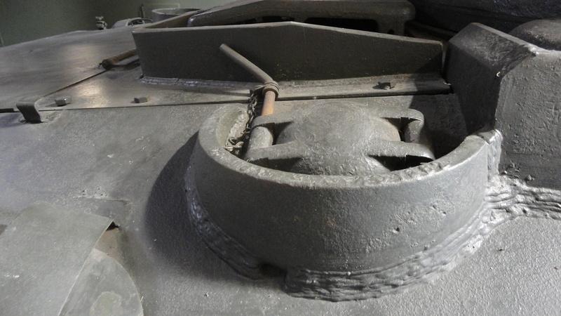 Sherman - Sherman M4A3 Dsc04425
