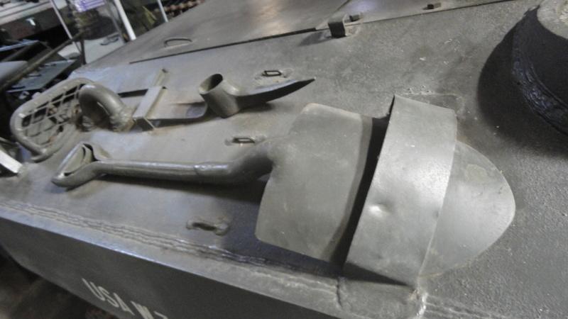 Sherman - Sherman M4A3 Dsc04528