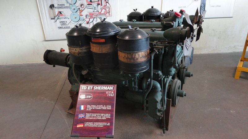 Sherman - Sherman M4A3 Dsc04644