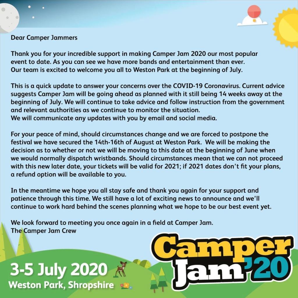 2020 3.4.5 July camperjam Weston park  - Page 2 0a200910