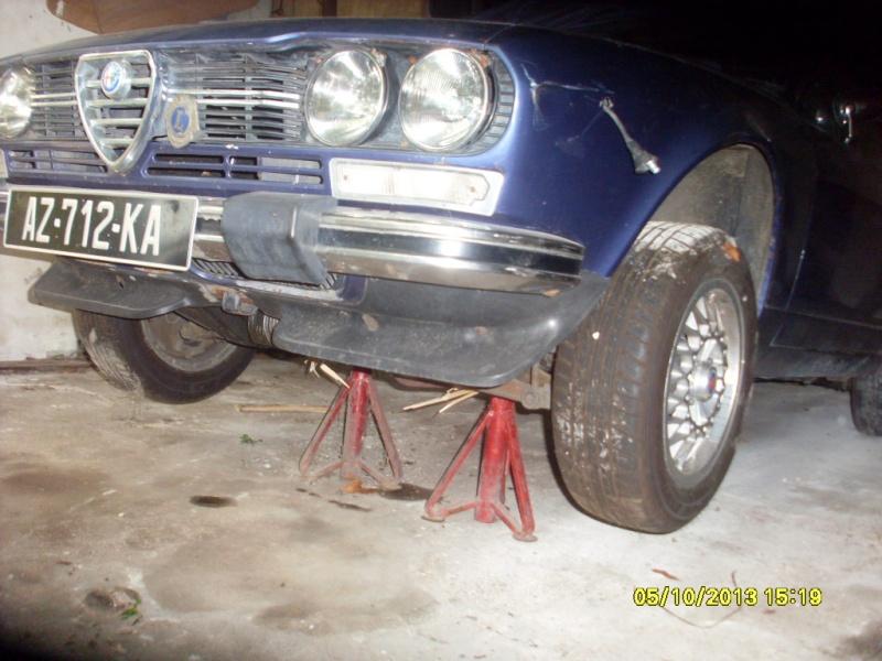 ma nouvelle auto  un GTV  inox  - Page 19 Sl380610