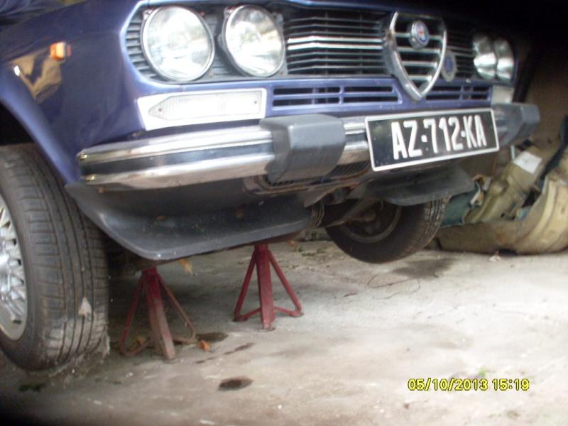 ma nouvelle auto  un GTV  inox  - Page 19 Sl380611