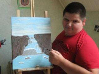 mes peinture,taille de pierre et dessin 29539610
