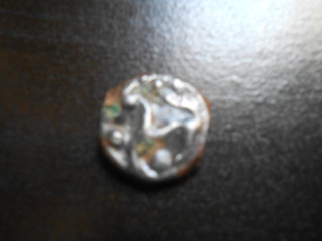mes monnaie gauloise et une fusaiole + 2 romaine et un bonus Dscn0324