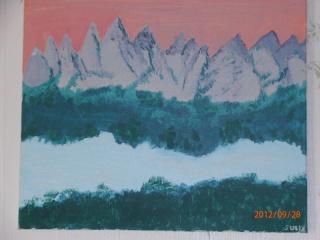 mes peinture,taille de pierre et dessin P9280015