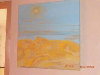 mes peinture,taille de pierre et dessin P9280016