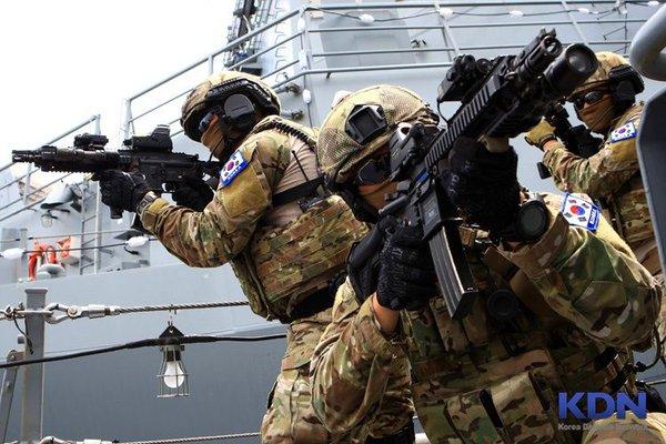 UDT/SEALS ( Korea del Sur ) Ctctp310