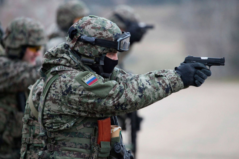 Spetsnaz ( Rusia ) Russia10