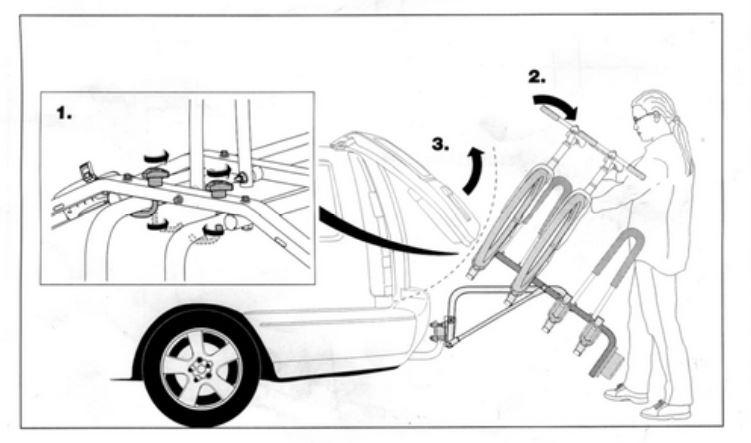 Portes vélos sur attelage - Page 2 312