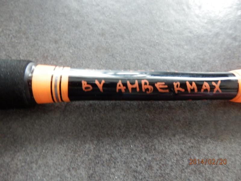 Canne Easy Jerking by AMBERMAX Amberm12