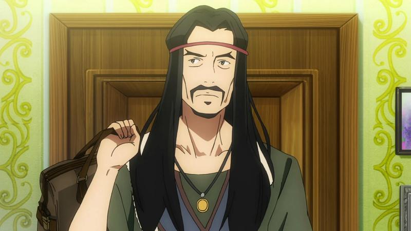 Neo Nectar Clan Leader: Satoshi Kurosaki Satosh10