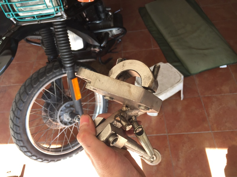 Vendo pata de cabra artesanal  Img_7219