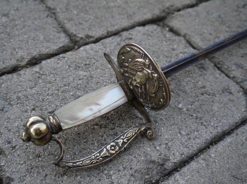 Épée miniature 10028013