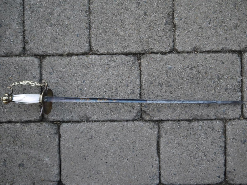 Épée miniature 10028015