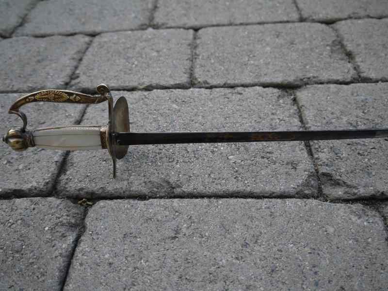 Épée miniature 10028016