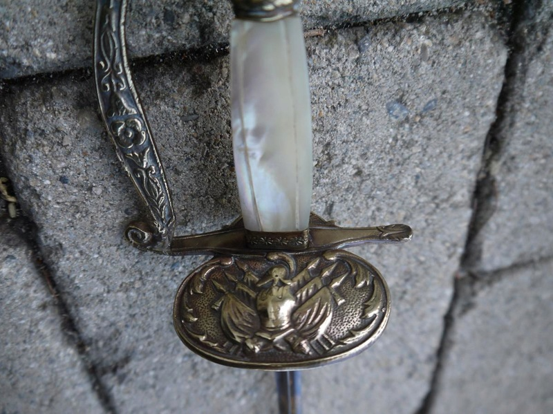 Épée miniature 10028017
