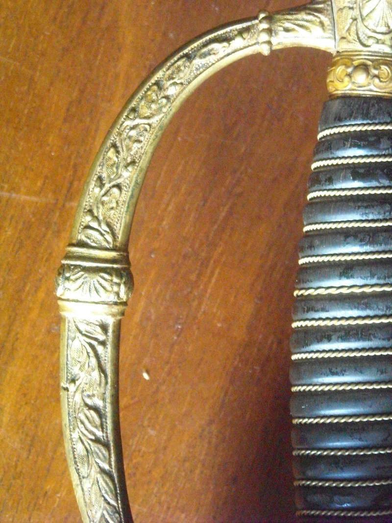 Epee modèle officier supérieur 1817 Dscn0117