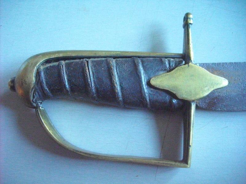 Sabre briquet infanterie - XVIII Dscn0611
