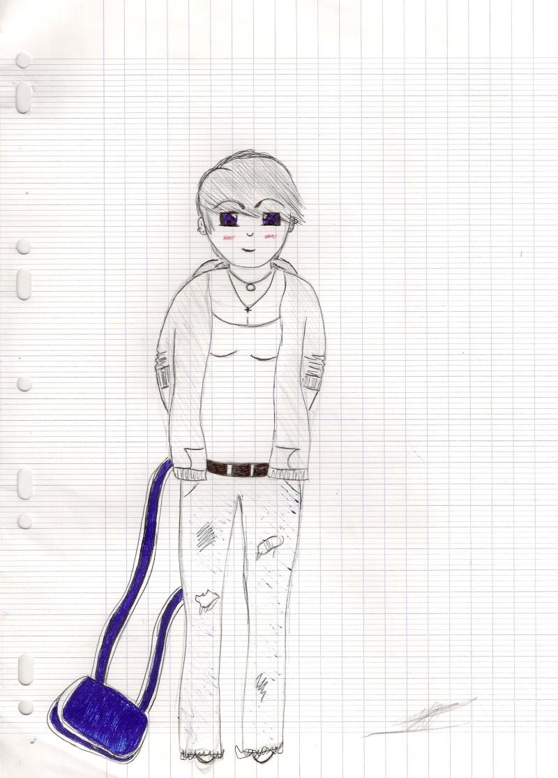Ceçou's drawings Numari11
