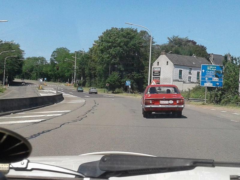 Spy road rallye, le 27 mai 2017. 18742410