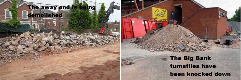 Exeter City announce start date for St James's Park development Exe10