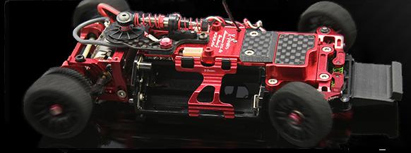 Châssis Mini-Z by X-Power Produc10